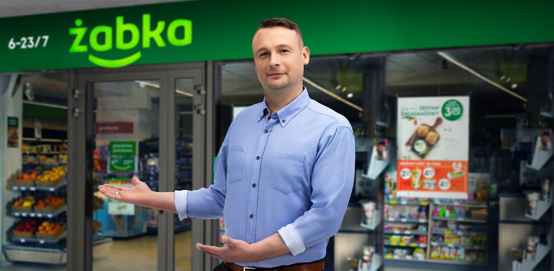 Właściciel sklepu - nagłówek